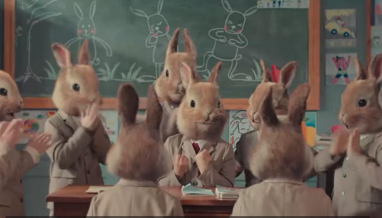 #经典看电影#教育难道是把人变成兔子吗?这四个故事,每一个都震动人心!