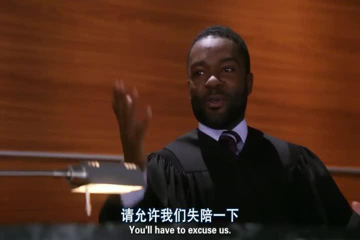 谋杀和抢劫挂钩?律师面临重要挑战,关键时刻女律师站了出来!