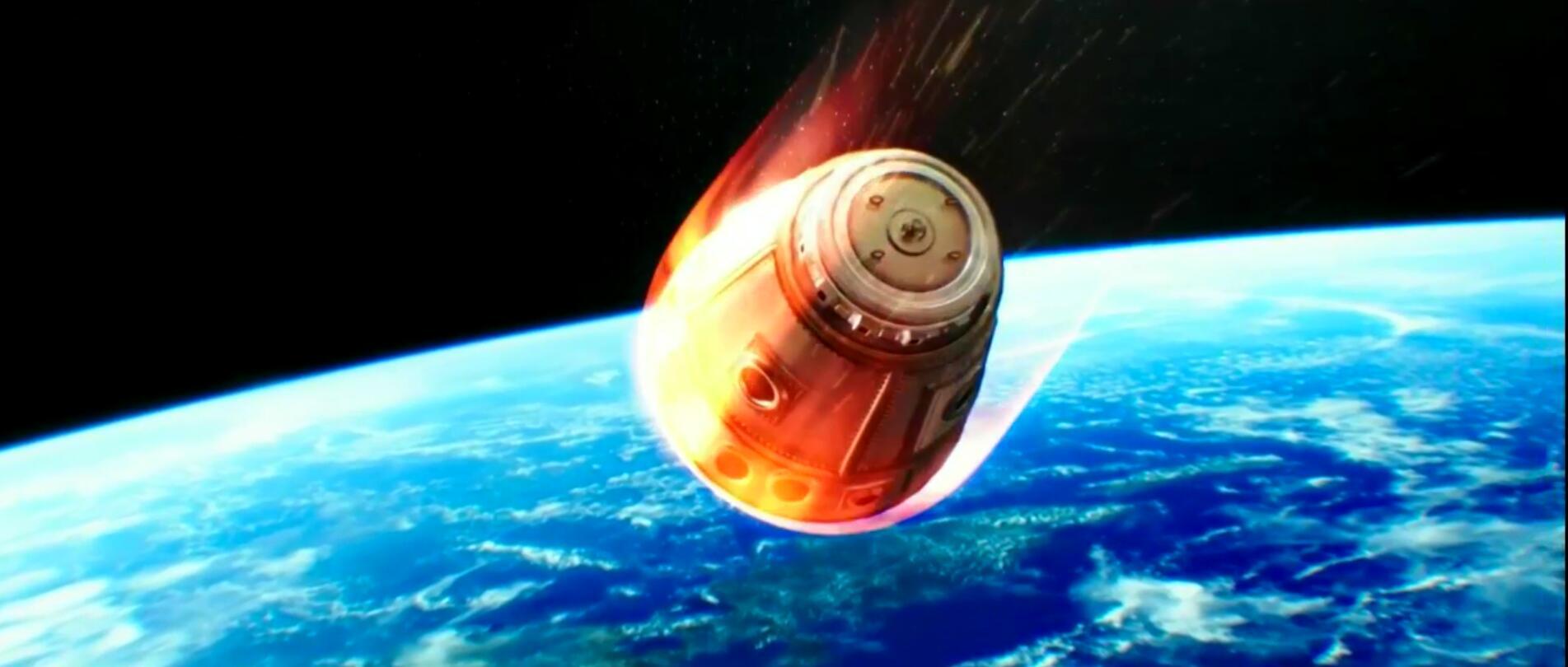 #电影最前线#魔术师拯救4000万人,200吨核弹炸小行星!