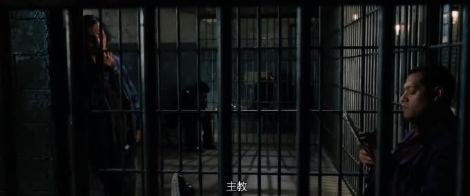 牢房中关着形形色色的人