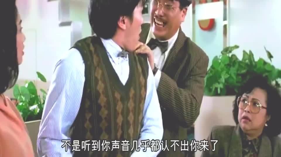#电影迷的修养#《逃学威龙2》拆台就服吴孟达,星爷被整的无言以对