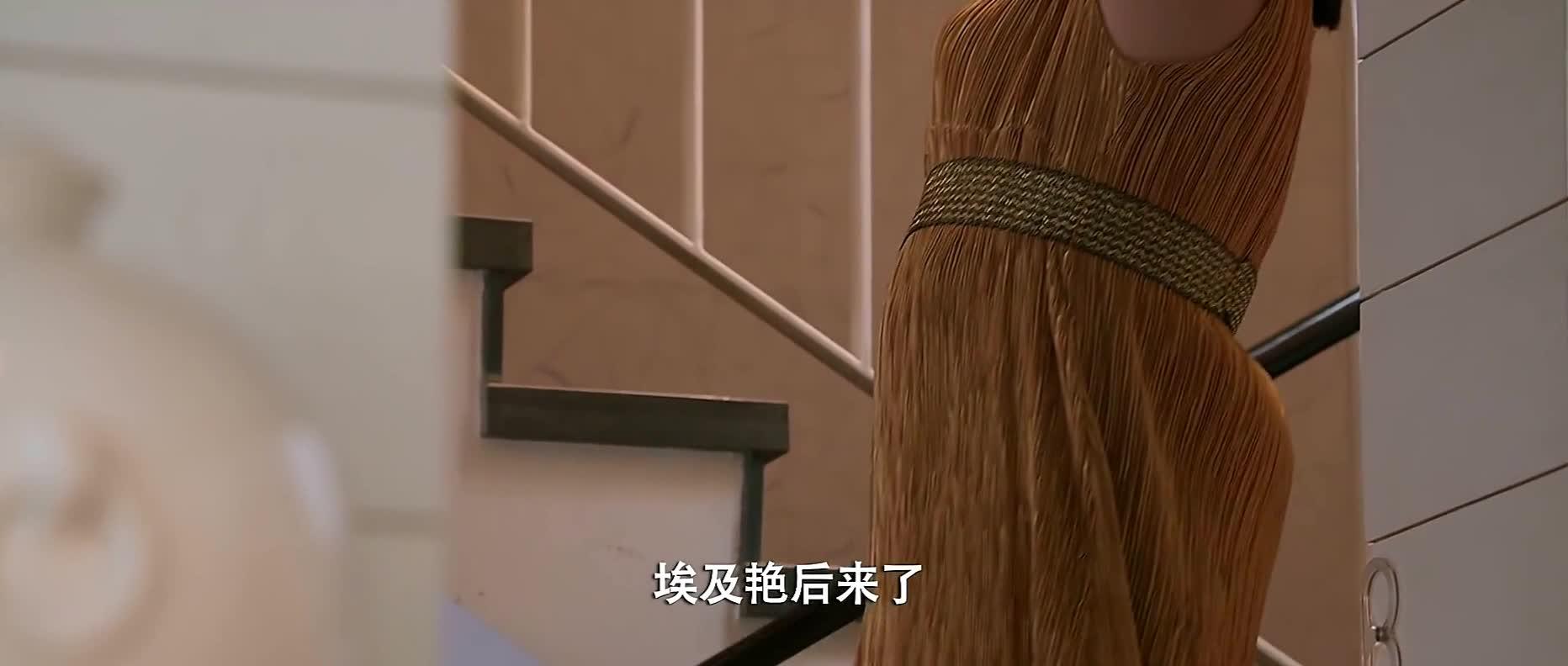 #经典看电影#埃及艳后一出场,郭老师辣眼睛啊。