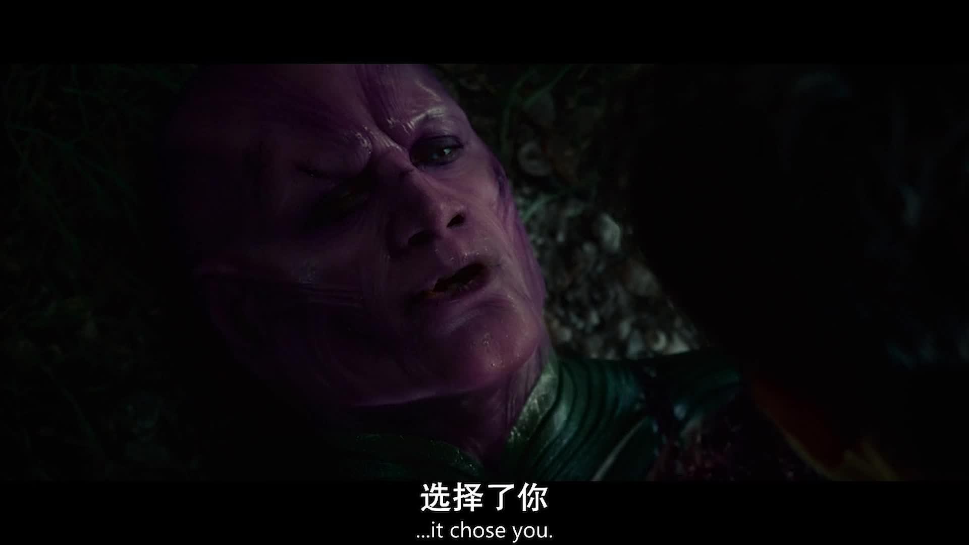 #电影迷的修养#【绿灯侠】变幻无穷 我也想要一个!__01