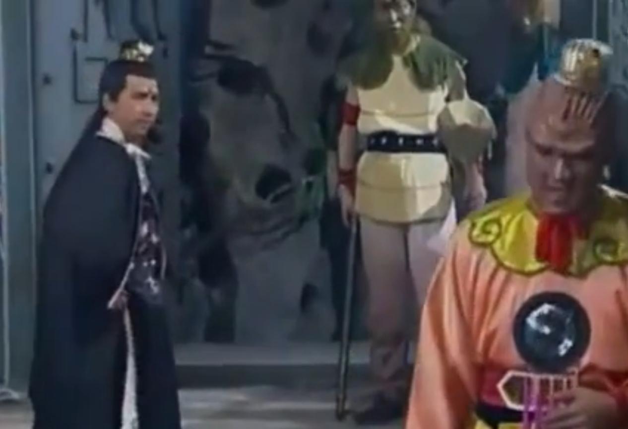 #西游记#  86版《西游记续集》未配音片段被曝