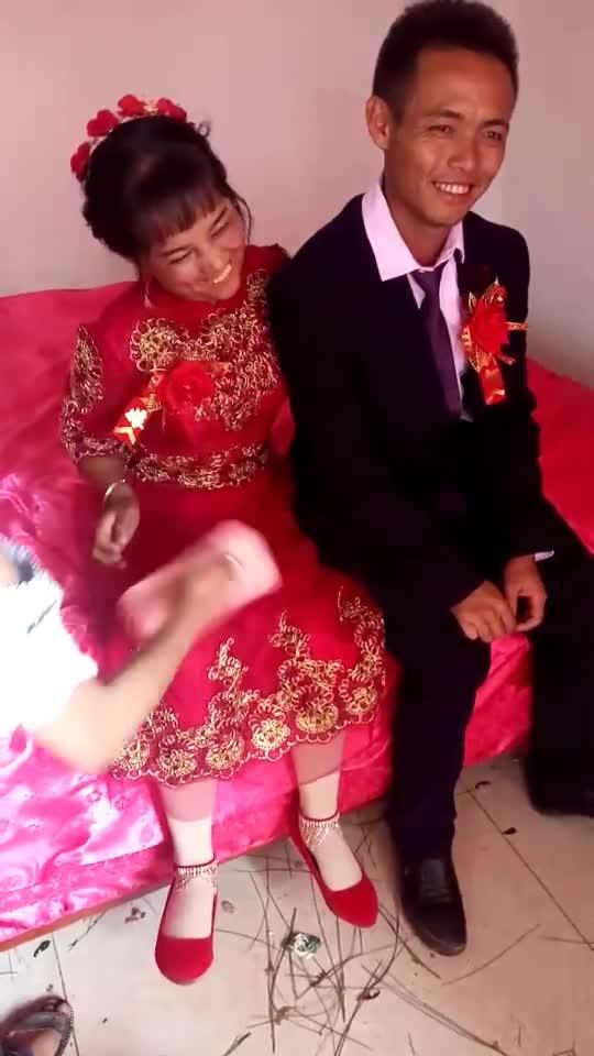 #嫁给了爱情#这才是真正的嫁给了爱情,一辈子都不会被抛弃!