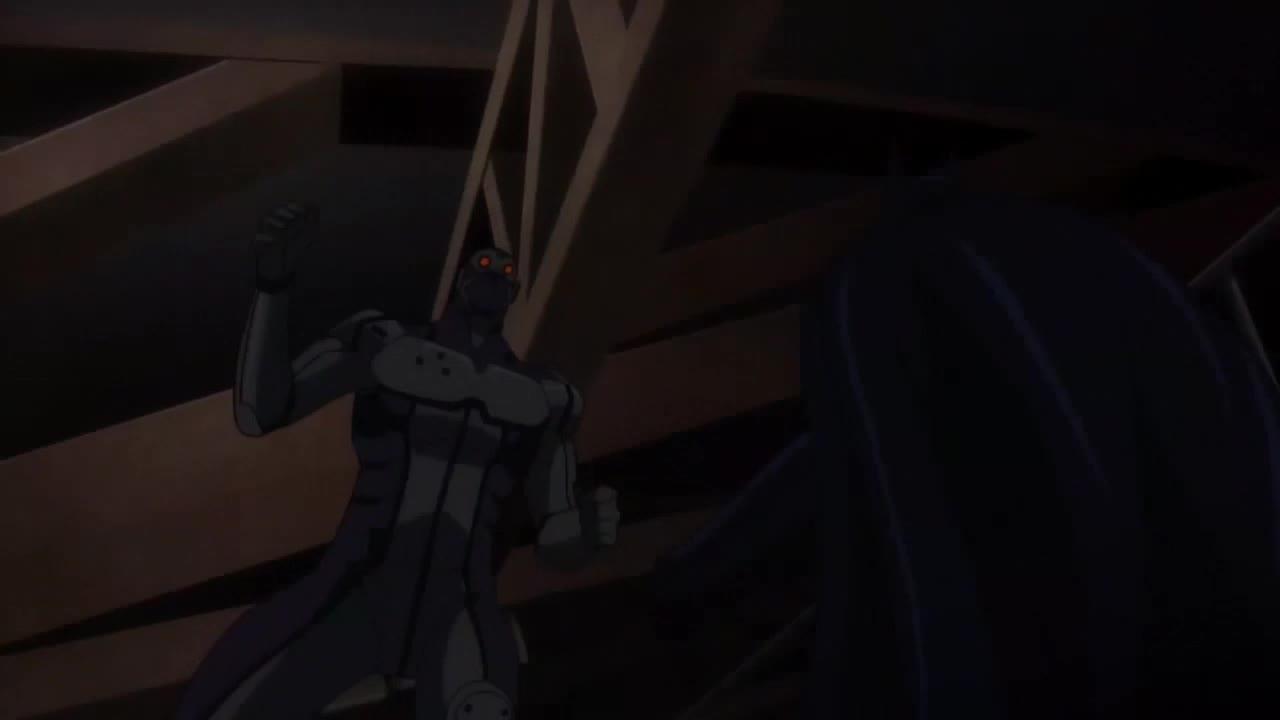 蝙蝠侠与特遣部队大决斗,真是紧张刺激,太精彩了