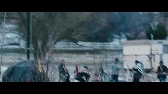 #经典看电影# 猎凶风河谷,猎人的悲惨身世揭秘,结果永远想不到