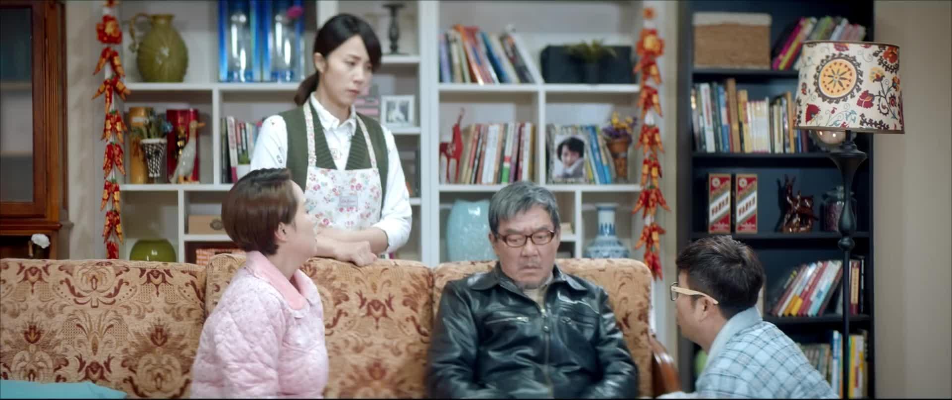 文锦辉忘记了潘素生日,便表示明日补个生日礼物