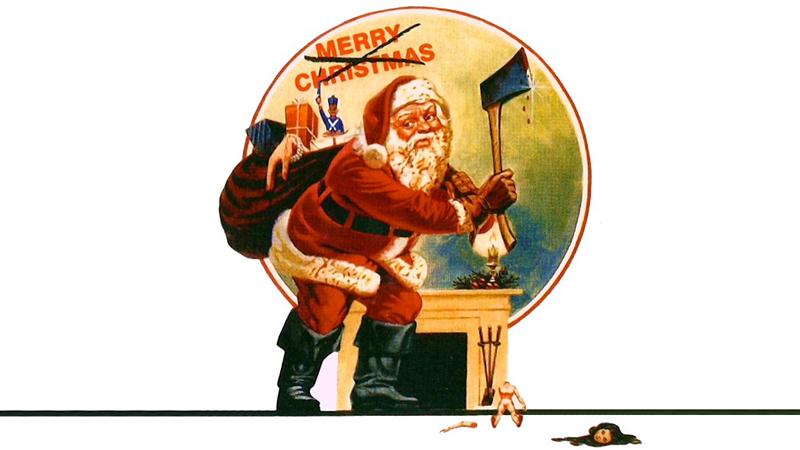 #惊悚看电影#圣诞节恐怖电影大盘点3:圣诞恶魔