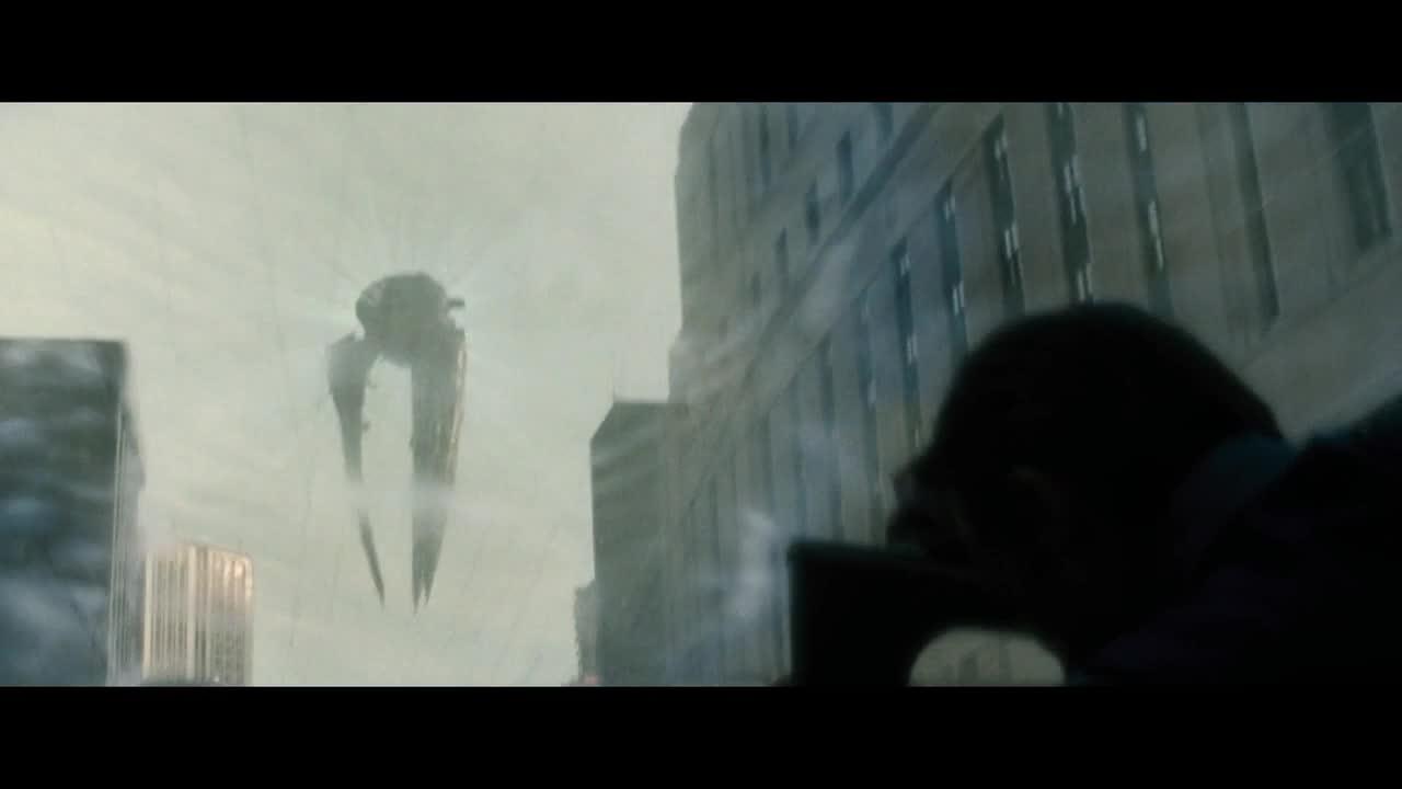 《蝙蝠侠大战超人:正义黎明》超人打架把蝙蝠侠的写字楼给毁了