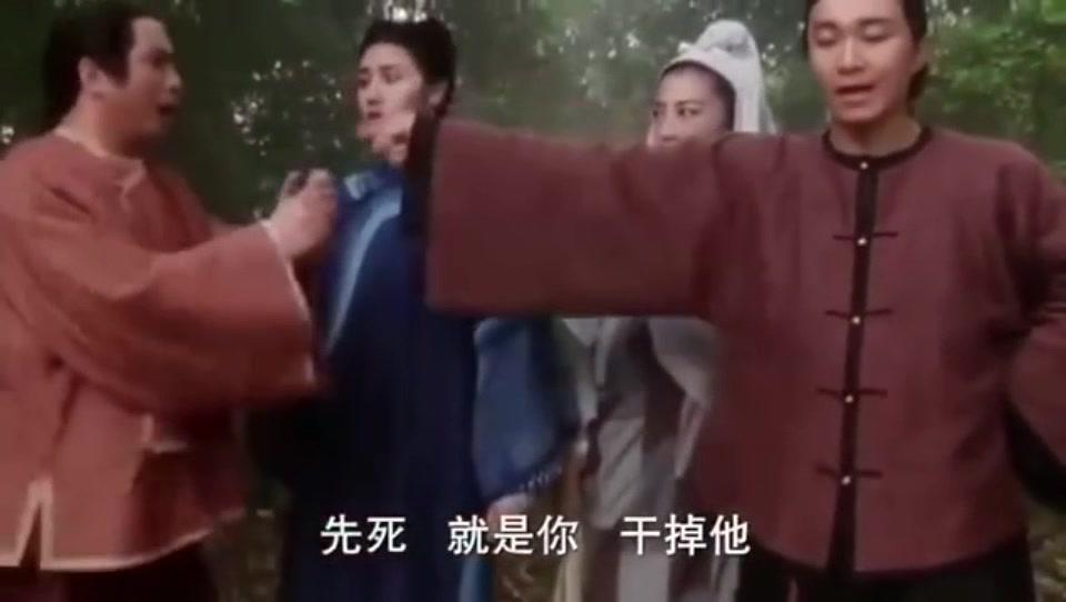 """#一起看电影#周星驰版《鹿鼎记》把韦小宝""""色、玩、鬼、痴""""演活了"""