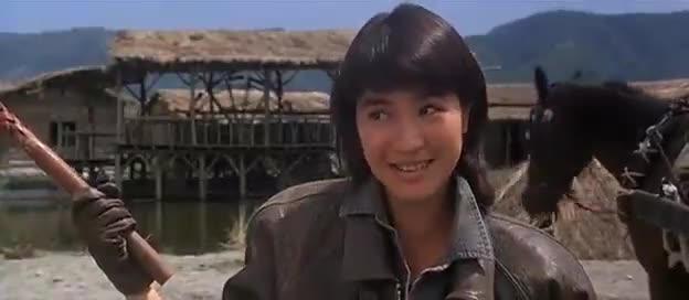杨紫琼这鞭法耍的真是太帅气了,鞭鞭命中山贼