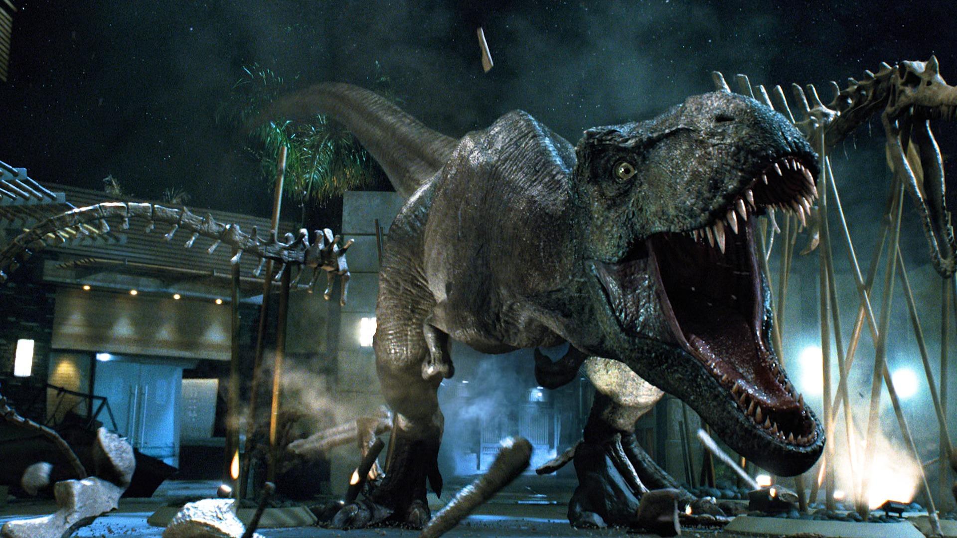 #电影迷的修养#《侏罗纪世界》4K超高清60帧视频剪辑欣赏