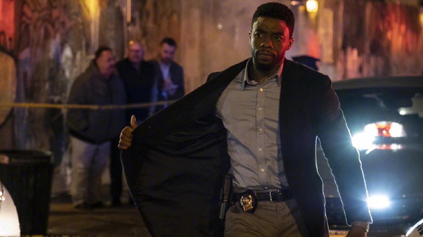 #电影最前线#《21座桥》黑豹变警官,誓言将所有杀警凶手绳之以法