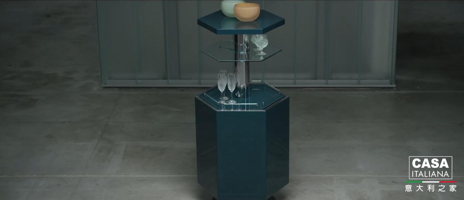#意大利之家#Roche Bobois玻璃工艺的全新概念!-意大利之家
