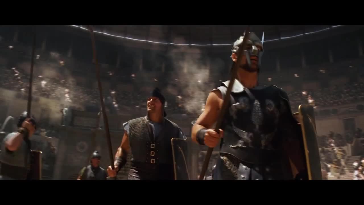 凯撒大帝!谁才是真正的角斗士