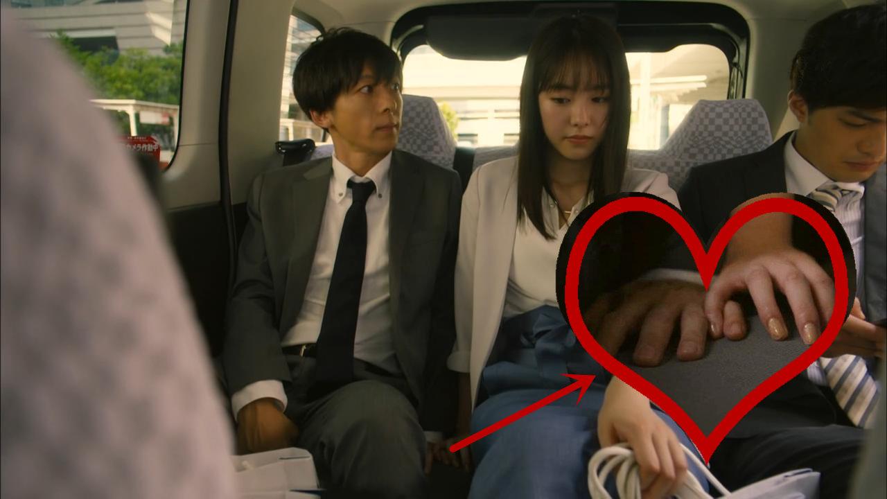 #追剧不能停#《凪的新生活》第5集,这充满恋爱味道的勾手指快让我疯了!