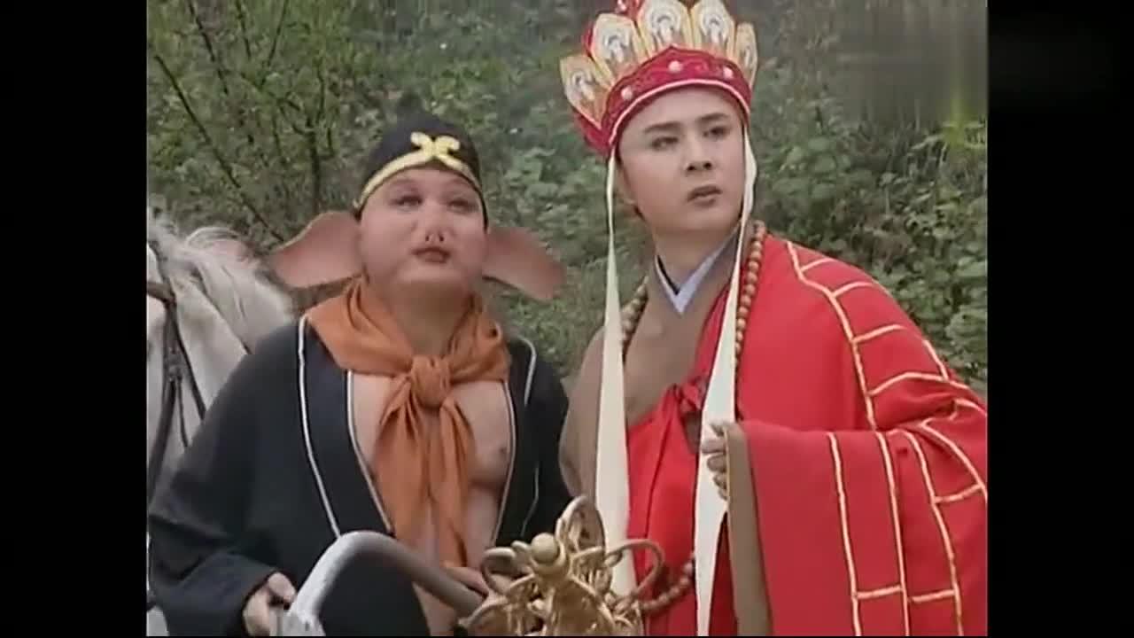#看电影#《西游记续集》猪八戒搞笑片段集锦 老猪幽默风趣惹人喜