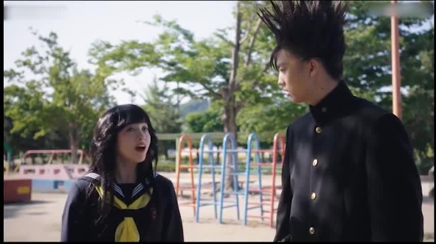 #日剧追剧小组#这种话怎么能是桥本说的呢,看看这无辜的表情
