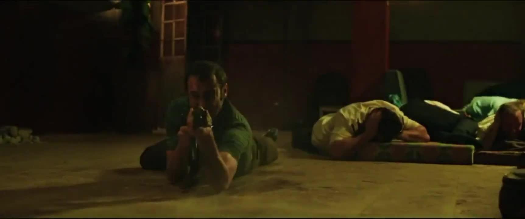 #经典看电影#人类反恐史的巅峰之作,以色列突击队营救人质行动