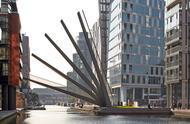 世界唯一一座折扇桥,入围工程学会年度奖