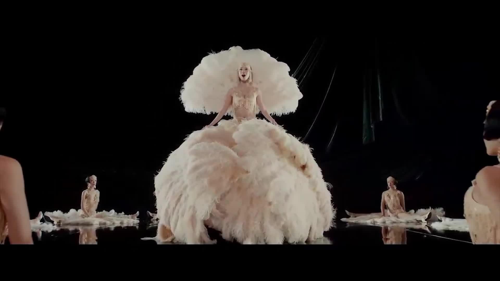 这种棉花舞蹈还是第一次看,看着很漂亮啊