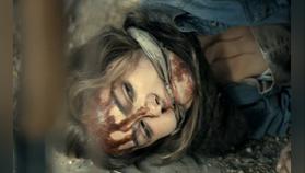 #惊悚看电影#好心女孩救助3名流浪者,对方却这样报答她