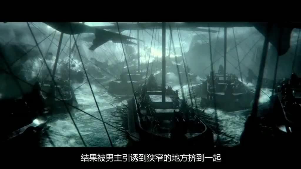 #电影#《300勇士:帝国崛起》第6部分