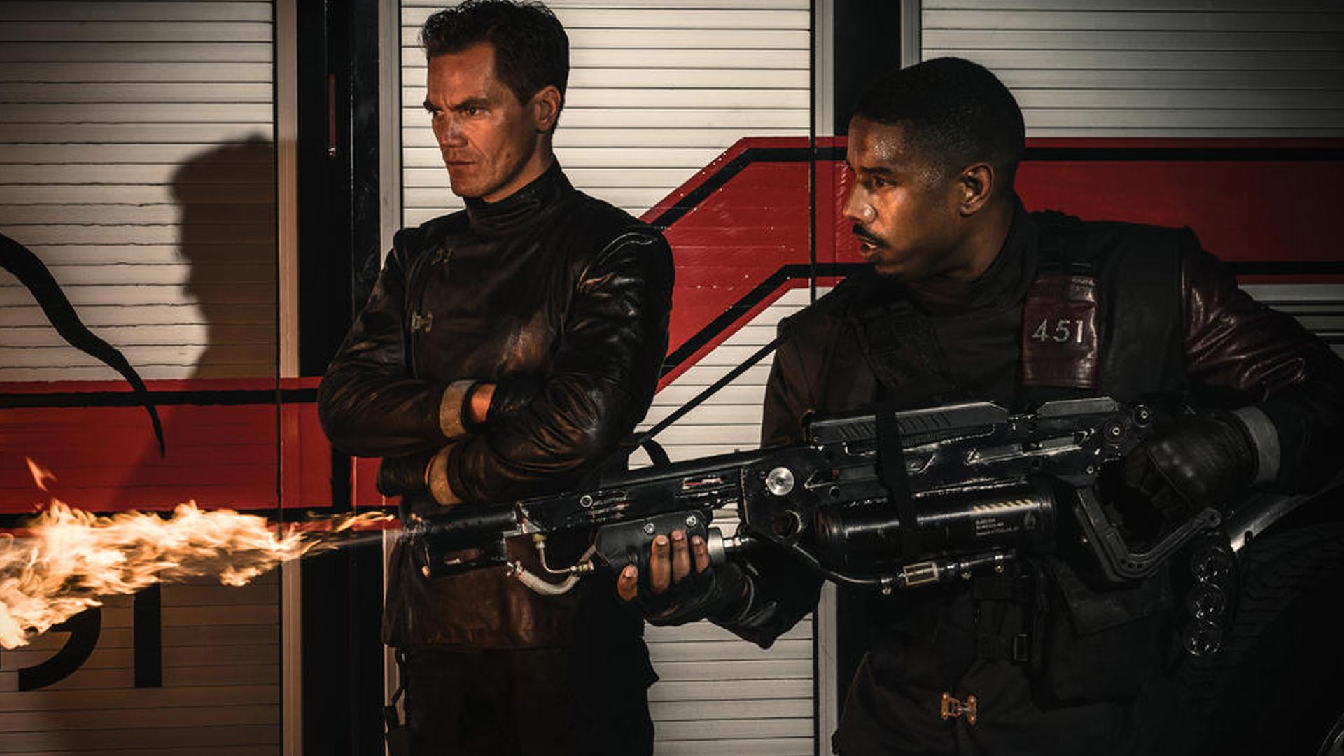 #电影最前线#科幻小说大师布莱伯利作品被搬上荧幕,《华氏451度》首曝预告