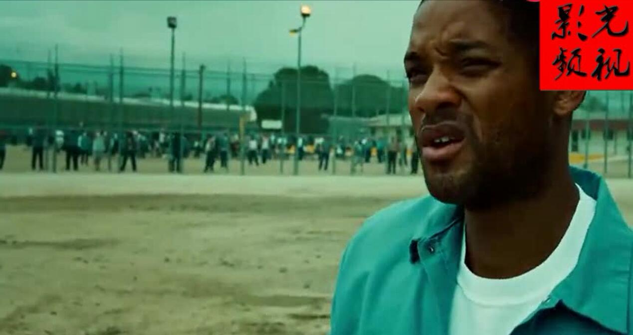 《全民超人》汉考克:不是我被抓,只是监狱有人打球