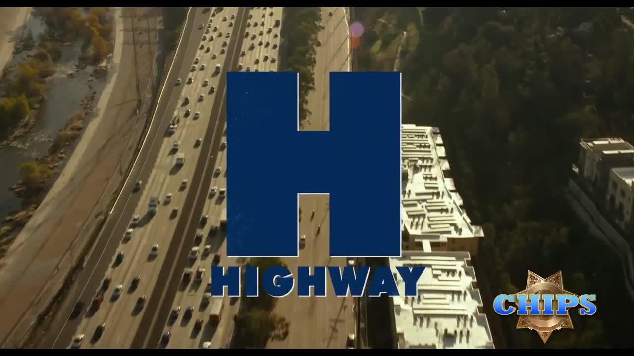 #搞笑看电影#搞笑逗比组合巡警:加州公路巡警