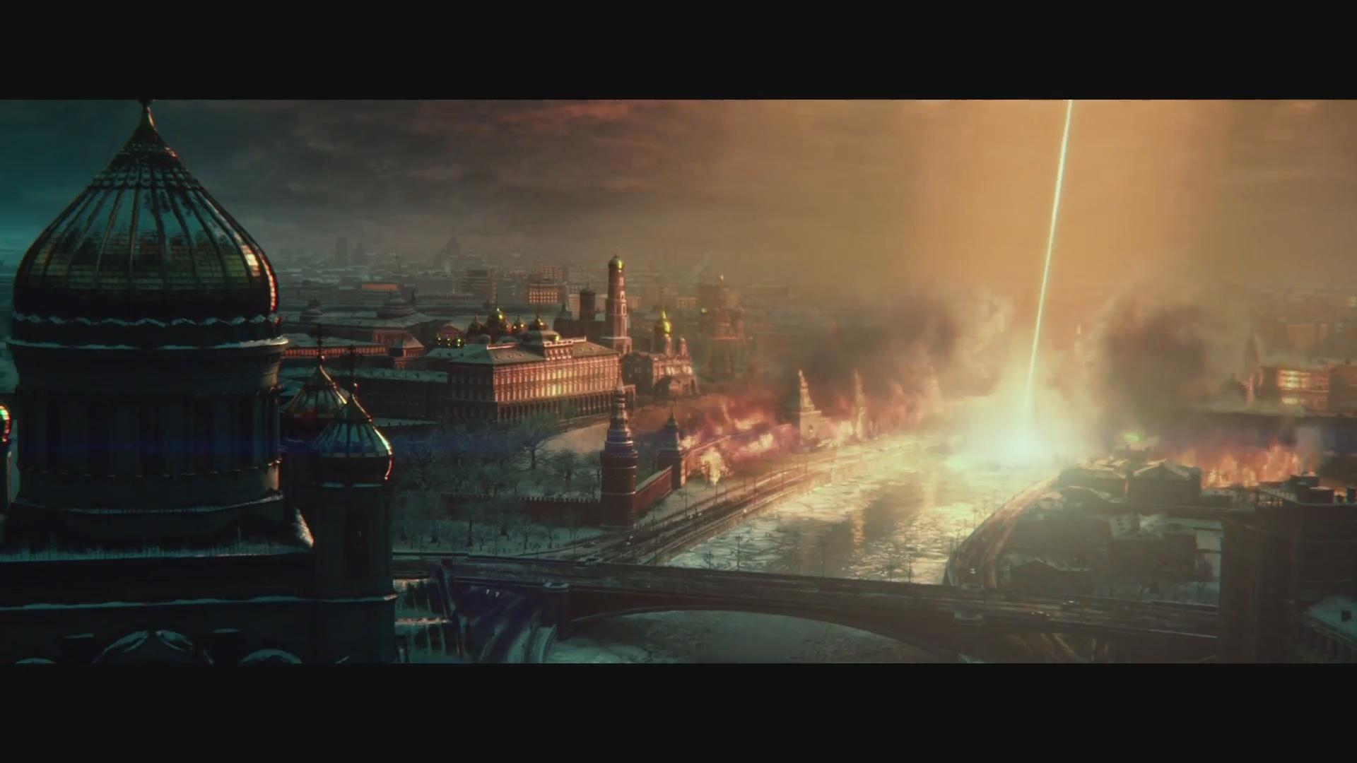 华纳兄弟最新灾难科幻动作巨制《全球风暴》最新预告之力量篇