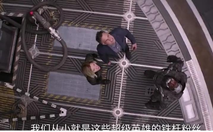 #经典看电影#《复仇者联盟3:无限战争》 IMAX主创特辑2