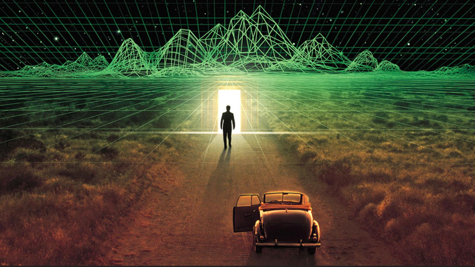 #经典看电影#小伙往一个方向一直开车,意外来到世界尽头,发现自己被骗的好惨