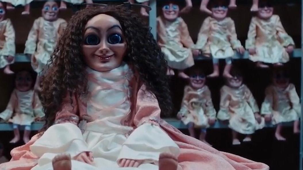 俗哥说电影,印尼恐怖片《鬼娃萨布丽娜》