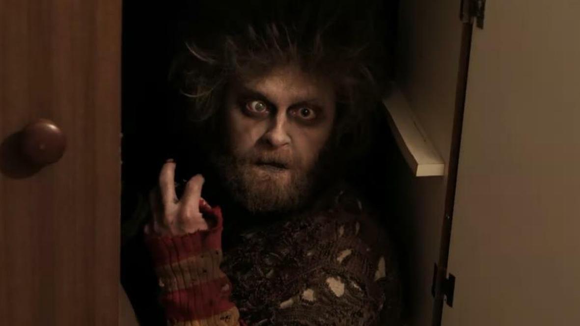 胆小者看的电影解说:几分钟看完新西兰恐怖电影《足不出户》