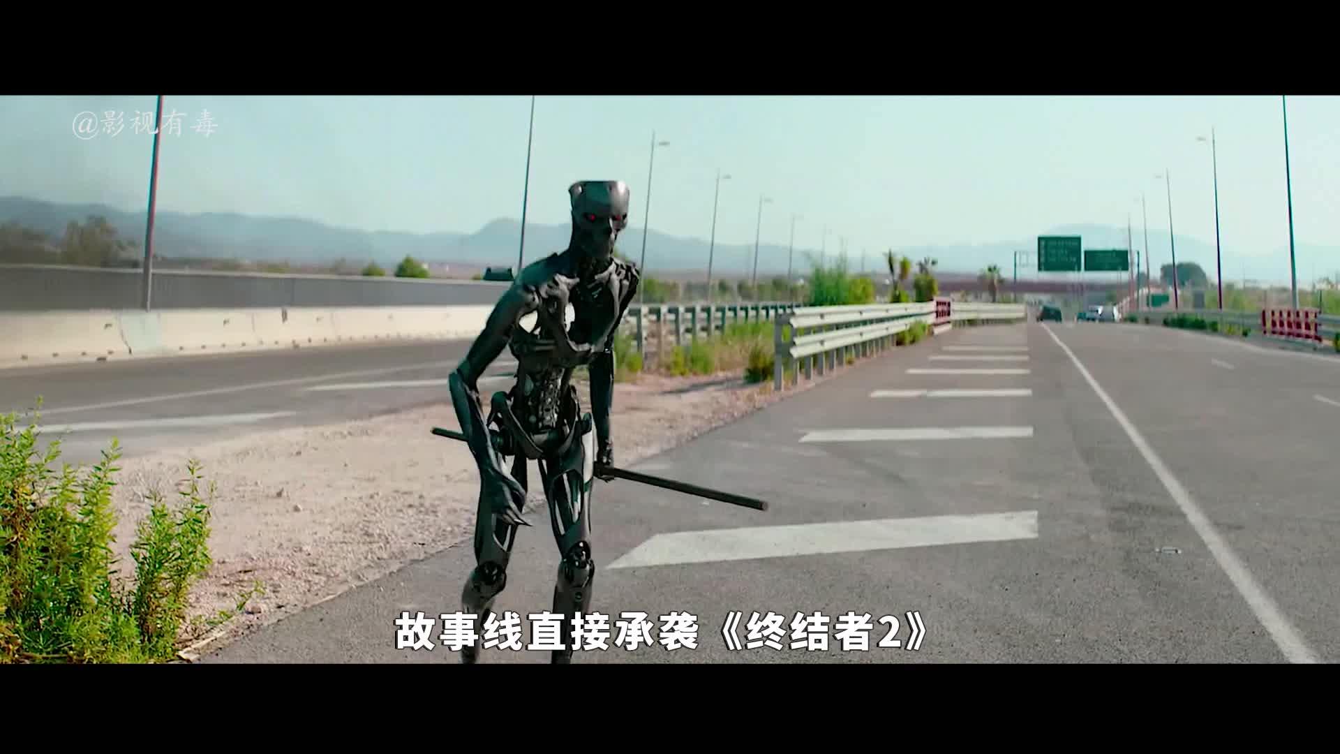 #追剧不能停#《终结者:黑暗命运》施瓦辛格卸任T-800,银幕英雄迎来谢幕