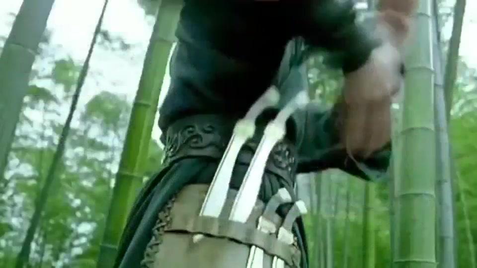 #一起看电影#刀:你只管扔剩下的交给我