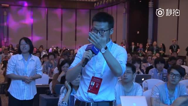 柯洁怒怼记者:如果你是中国人请用中文向我提问