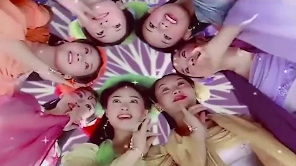 #一起看电影#这才是最早的仙界女团,话说你最喜欢哪个仙女