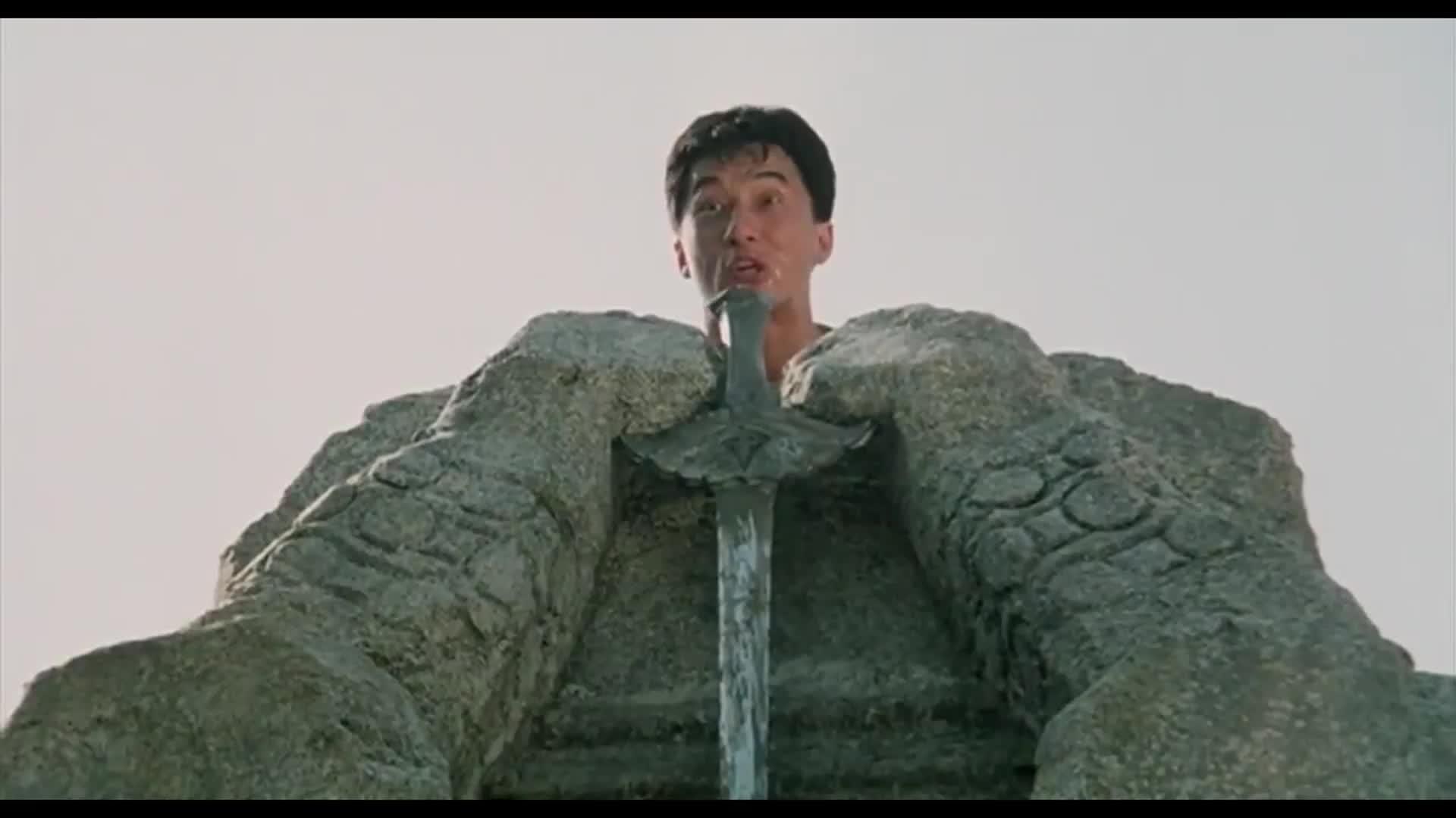 #这个视频666#《龙兄虎弟》:圣灵宝剑