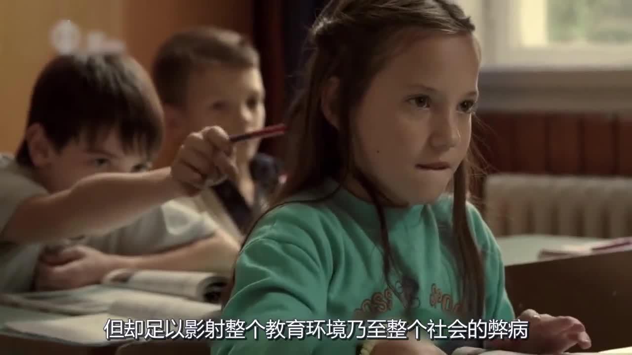 #影视#《校合唱团的秘密》,:奥斯卡最佳真人短片,童真孩子的纯洁心灵