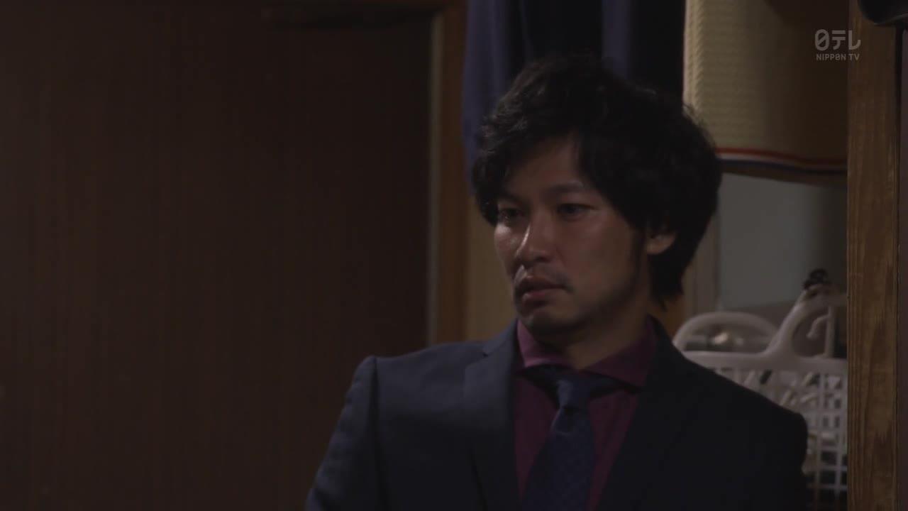幸人看着悦子,满怀深情的对悦子说他很喜欢悦子工作的样子