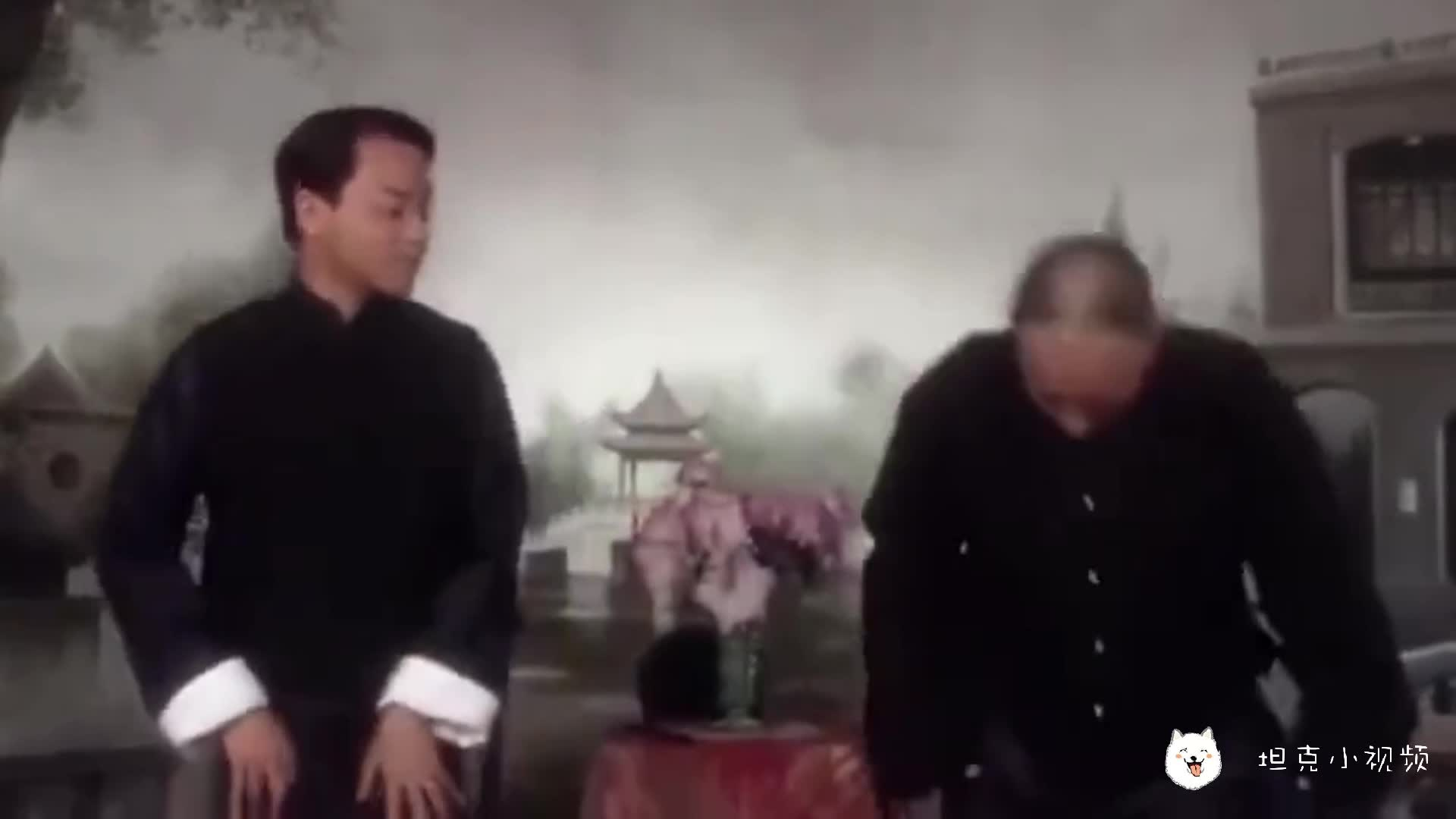#电影迷的修养#张国荣的《霸王别姬》老一辈用心在演的电视!