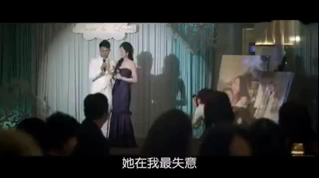 电影《一念无明》里最让人印象深刻的片段,余文乐婚礼怼宾客