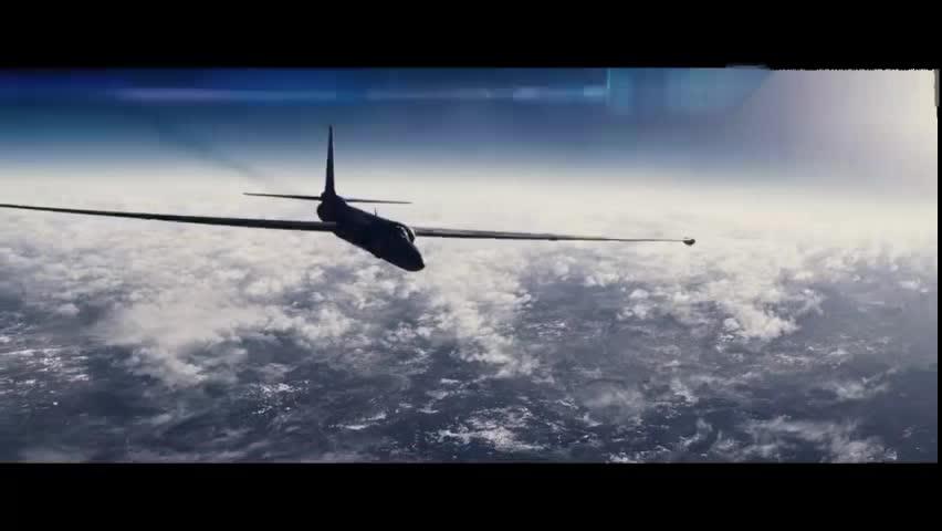《间谍之桥》中U2侦察机被击落场景,大片就是不一样