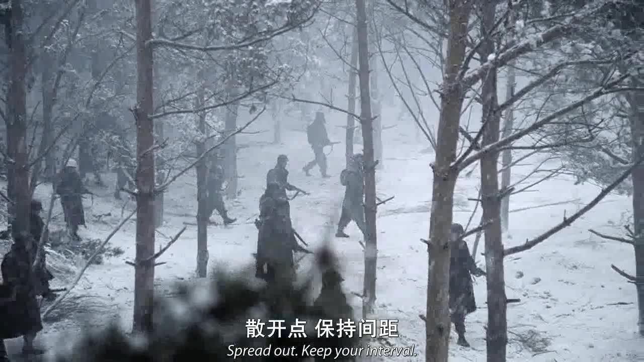 士兵们被派去执行任务,为战斗做装备,这时遇到骑兵敌人