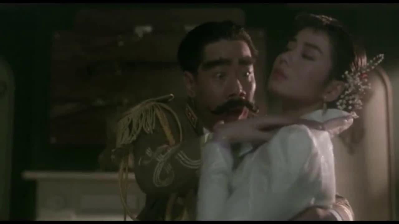 好色军阀在将军府被美女特工一枪打死,看守士兵浑然不知!
