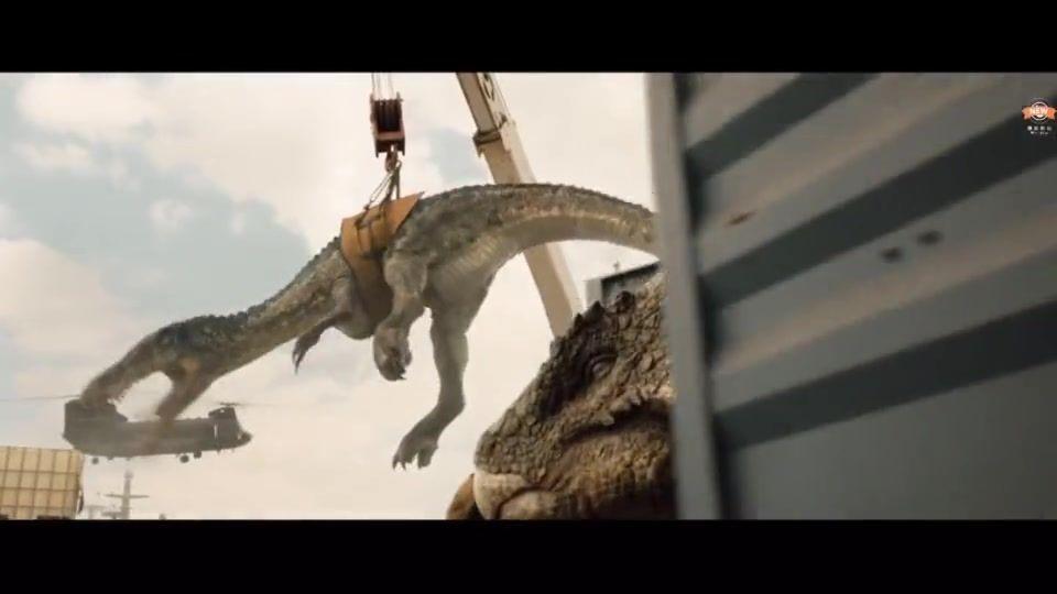 人类把活体恐龙做科研实验