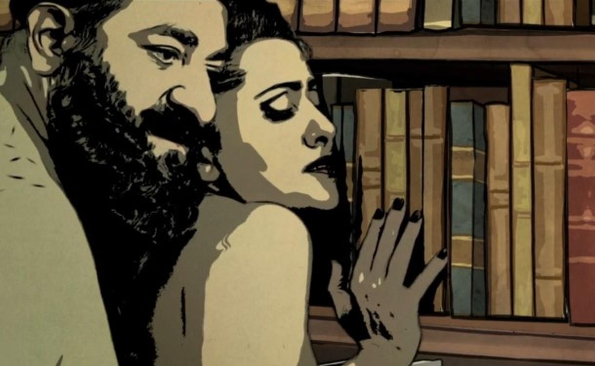 #扁豆看电影#触目惊心暗黑动画《德黑兰禁忌》, 伊朗女性的悲惨命运超越想象